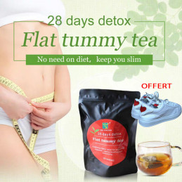 Flat Tummy Tea ( Thé...