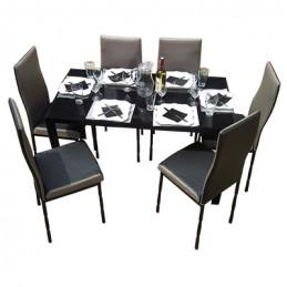 Salle à manger 6 places –...