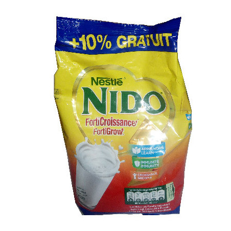 Nido Forti croissan ce +10% 402g