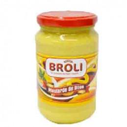 Moutarde de Dijon Broli 1L