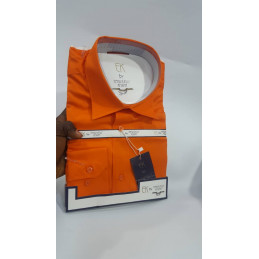CHEMISE  COTON MILANGHILL