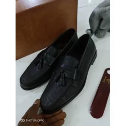 Chaussure  Deux Pompom