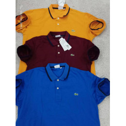 Polo Lacoste multicolore