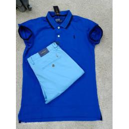 Pantalon Ralph Lauren bleu