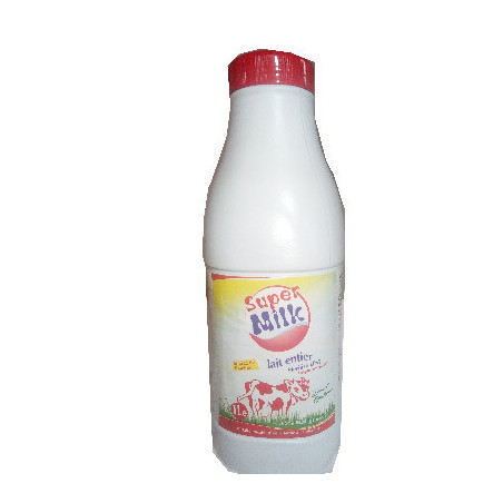 Lait entier stérilisé UHT Super Milk 1L
