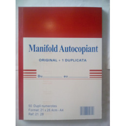Manifold A4 + 1