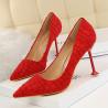 Talon Lady Fashion Rouge