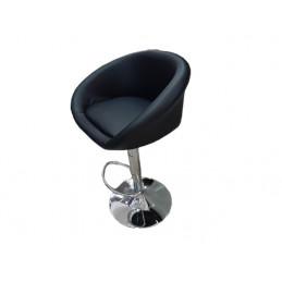 Chaise roulante de bureau noir