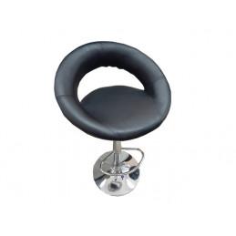 Chaise à roulette noir