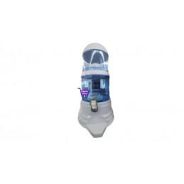 Filtre à eau 17 L Bleu