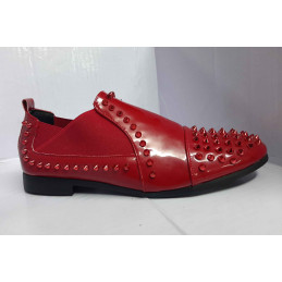 Paire Louboutin rouge