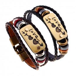 Bracelets charme Double...