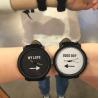 Montre-Bracelet Couples Simple Décontracté Tendance En Cuir Quartz