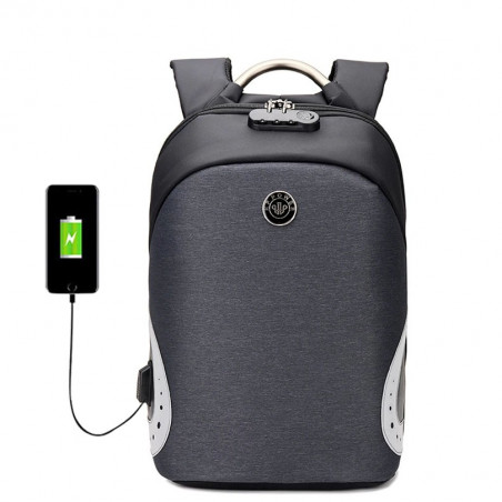 Sac A Dos Multifontion Ordinateur Portable USB Charge
