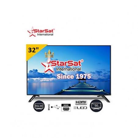 "TELEVISEUR STARSAT 32"" -12 mois de garantie"