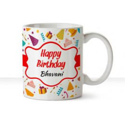 Tasse HAPPY BIRTHDAY avec...