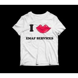 t-shirt personnalisé pour...