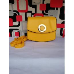 Sac à main Fashion jaune