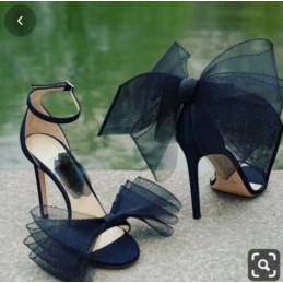 Talon Avec noeud papillon...