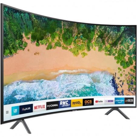 Smart TV Wifi  32 pouces incurvée Starsat