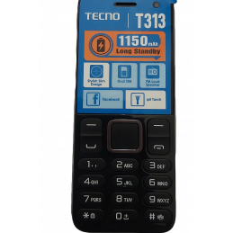 Téléphone Tecno T313 – Dual...