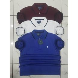 Polo Fashion Multicolore