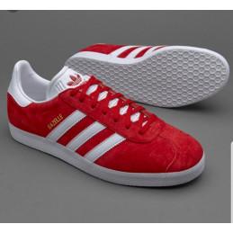 Tennis adidas gazelle Rouge