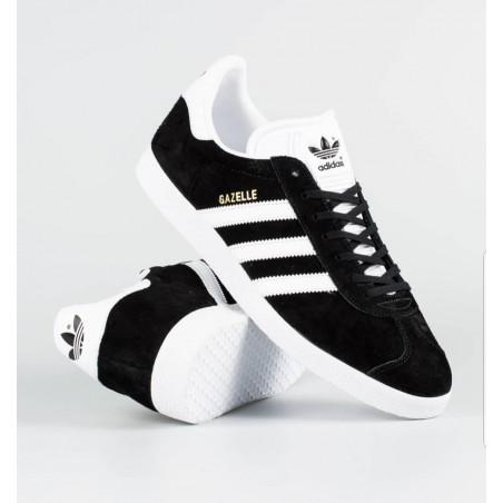 Tennis adidas gazelle noir