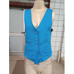 Veston bleue