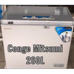 Congélateur Mitsumi 260 litres