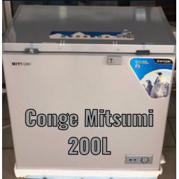 Congélateur Mitsumi 200 litres