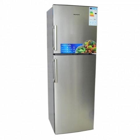 Réfrigérateur  Skyworth – SRD-255DB - 255L - Gris - 12 mois