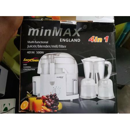 Robot mixeur 4 en 1 multifonction - 6 mois