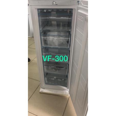 Congélateur Vertical MIDEA 153L - VF300- Gris - 12Mois Garantis