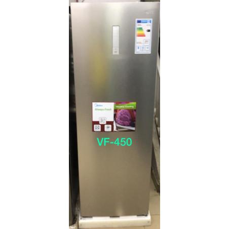 Congélateur verticale Midea VF-450 - 12 mois garantis- 450 L