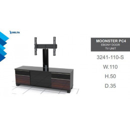 Moonster PC4 Black - TV...