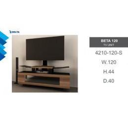 Beta TV Stand 4210-120-S