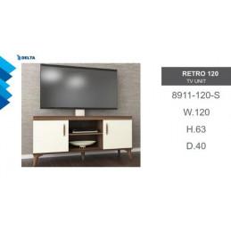 Retro Stand TV 8911-120-S
