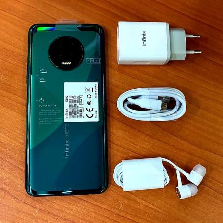 Infinix Note7 - 64Go/4Go RAM - 48Mp - 6.95'' - 5000mAh - Dualsim - 12Mois
