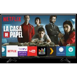 Hisense TV 4K Smart 58″- 12...