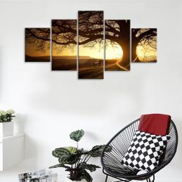 "Tableau mural ""Grand arbre..."