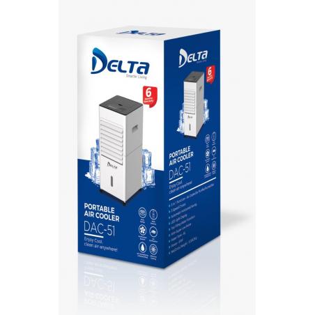 DELTA Refroidisseur D'air DAC – 51 – Blanc – Garantie 6 Mois