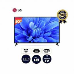 "TV Smart LG - 50"" -..."