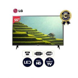 TV Smart 55 pouce LG -...