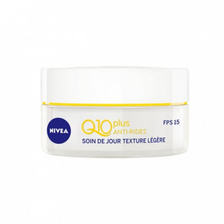 Soin anti-rides jour Q10 plus light 50ml