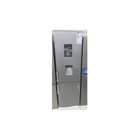 Réfrigérateur combiné Hisense  RD-35DC4B avec distributeur d'eau 262 litres