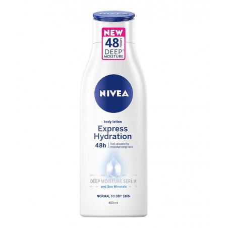 Lait Fluide express hydratation 400ml