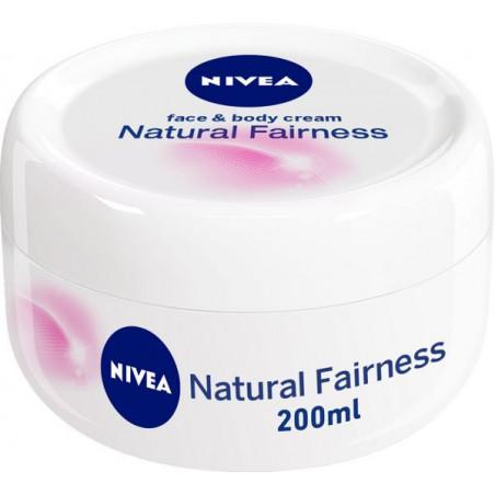 Crème visage et corps Natural FAIRNESS 200ml
