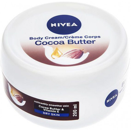 Crème corps Cocoa butter 200ml