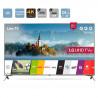Smart TV - LG 49UJ651V - 49 Pouces - Ultra HD 4K - Noir